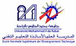 Logo ENSET